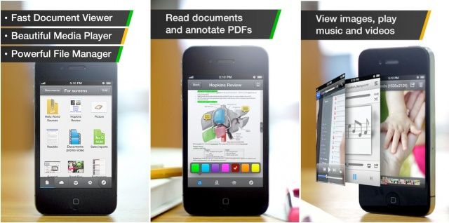 Readdle's Terrific Do-It-All Documents App Comes To iPhone