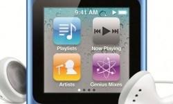 The 6th-generation iPod nano.