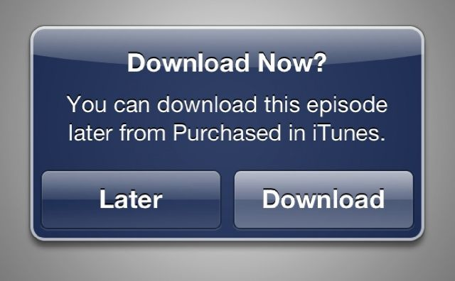 Apple Now Lets You Download Movies And TV Shows From iTunes