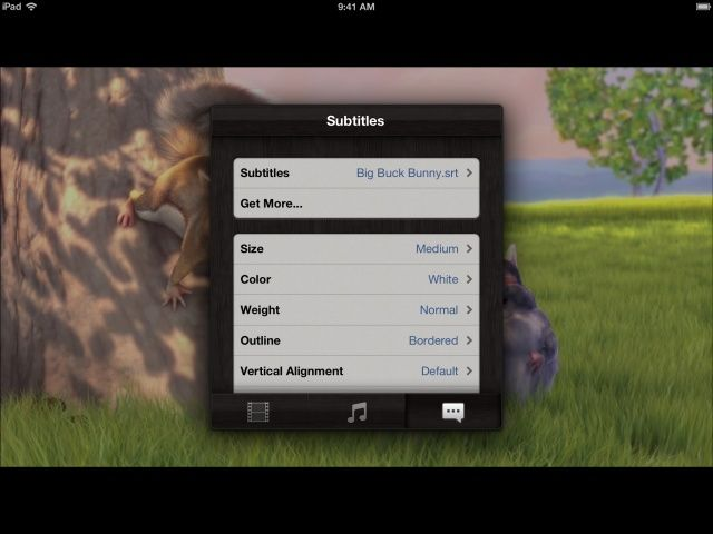Infuse: A Beautiful And Versatile Media Player For iPad And