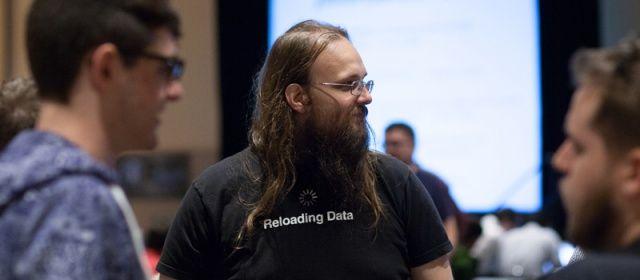 Jay Freeman, the creator of Cydia, at JailbreakCon last year.
