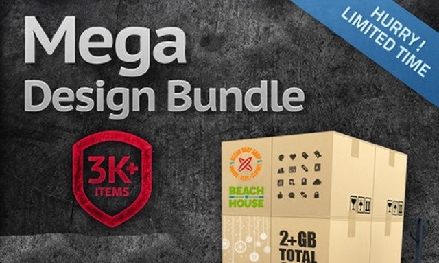 CoM - Mega Design Bundle 2