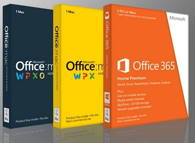 Microsoft Office 2011 Beta 5