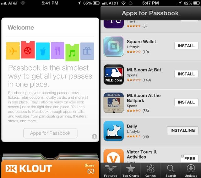 how to delete passbook app