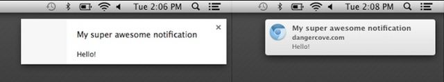 Chromium-notification-center-Mac