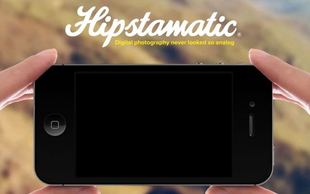 Remember Hipstamatic? Maybe you aren't hipster enough.
