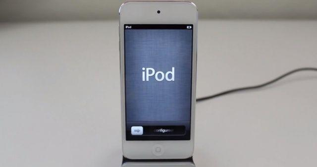 iPod-setup