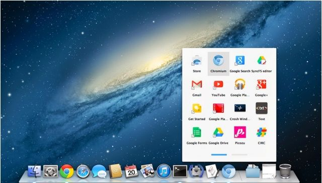 Google Chrome's App Launcher Is Coming To The Mac | Cult of Mac
