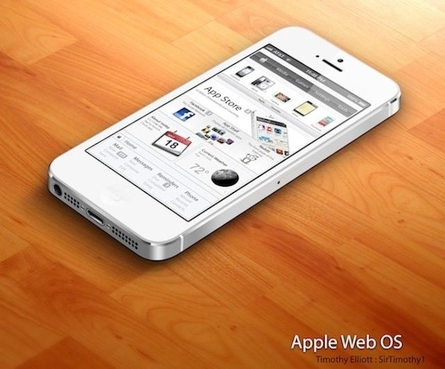 Apple-Web-OS-theme