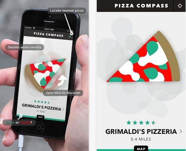 pizzacompass
