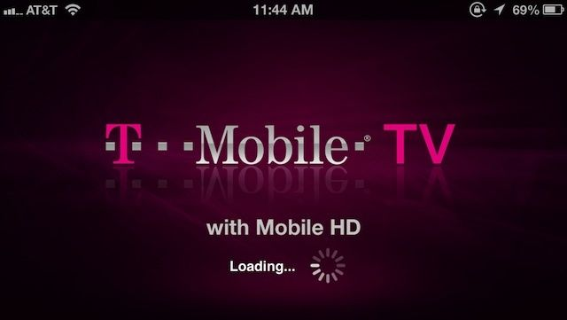 T-Mobile Releases 'T-Mobile TV' Video Streaming App For