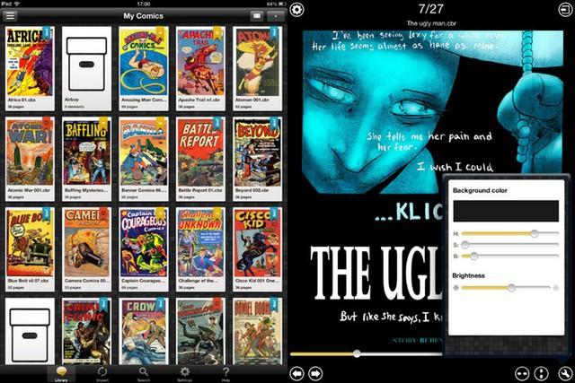 good comic reader for mac