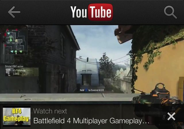 YouTube-suggestions