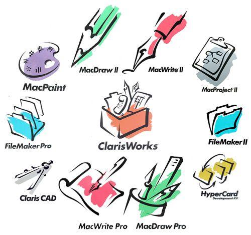 Claris-Picasso-Software