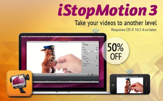CoM - iStopMotion3