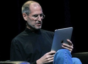 Steve Jobs was 54 when he introduced the iPad. But the iPad has become a tool for all ages.