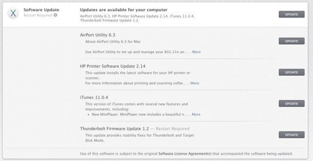 Mac OS X Mavericks Developer Preview 2
