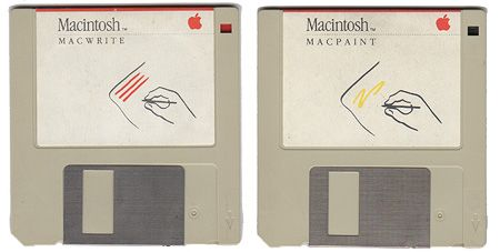 MacWrite-and-MacPaint-Disks
