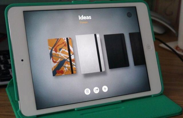 Paper-iPad