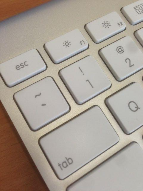 Tilde Key