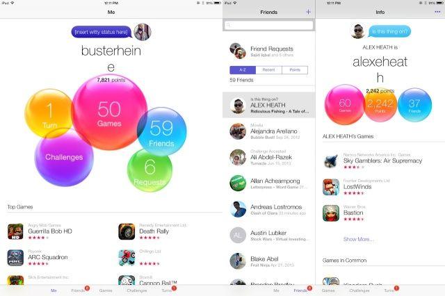 Game Center App Missing on iPhone & i… - Apple Community