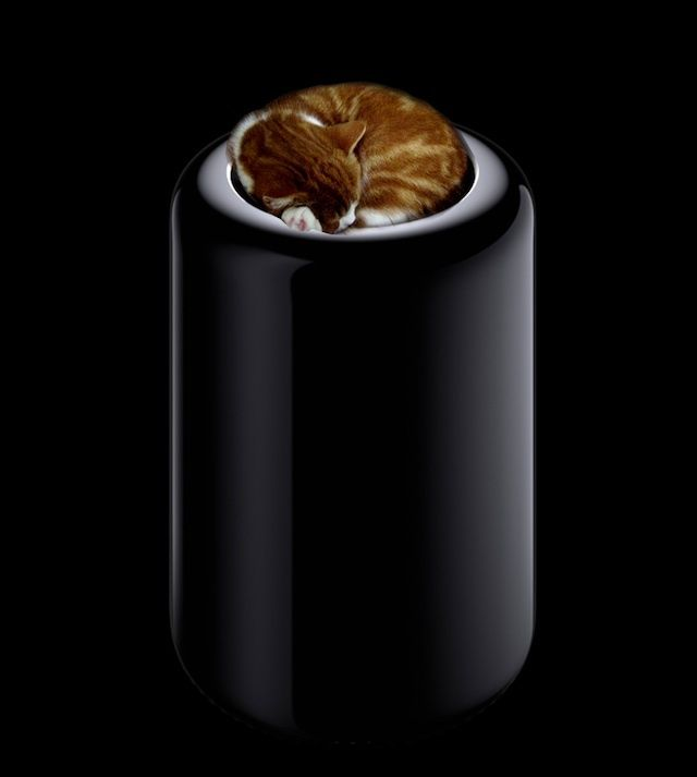 The Best Alternative Uses For The New Mac Pro Humor