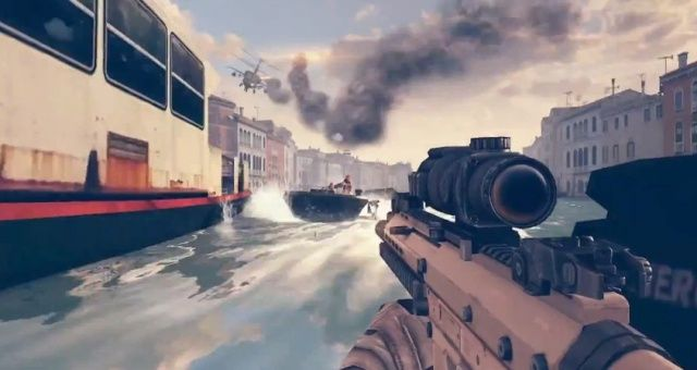 Gameloft Teases Modern Combat 5 For Android Ios Video Cult Of Mac