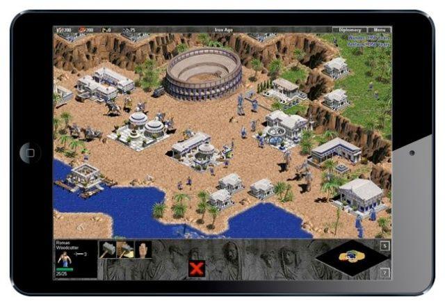 Microsoft Bringing Age Of Empires To Android & iOS