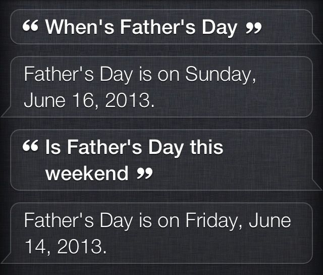 sirifathersday