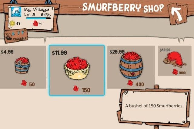 smurfberries-smurfs-village-micro-transactions