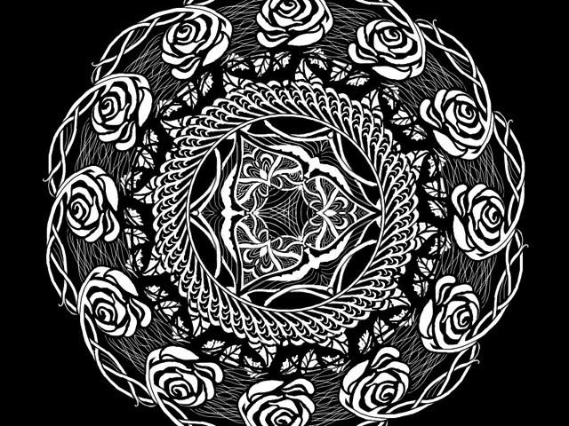 Amaziograph Draw Spirographic Kaleidoscopic Patterns