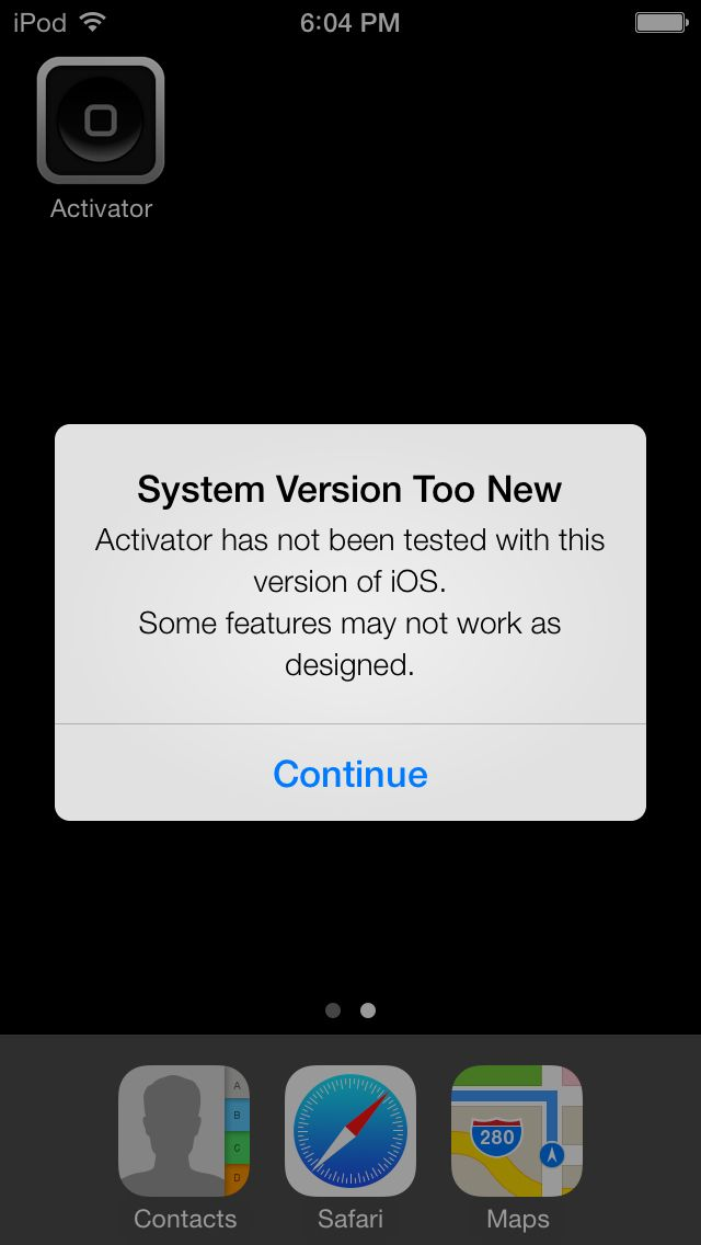 iOS 7 Has Already Been Jailbroken, And Here's Proof [Image