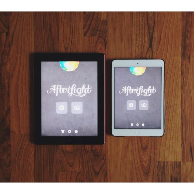 afterlight ipad