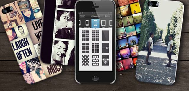 the latest ff1a3 2bbbf Use Your Own Photos To Create A Customized iPhone 5 Case [Deals ...