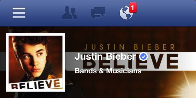 Facebook-verified
