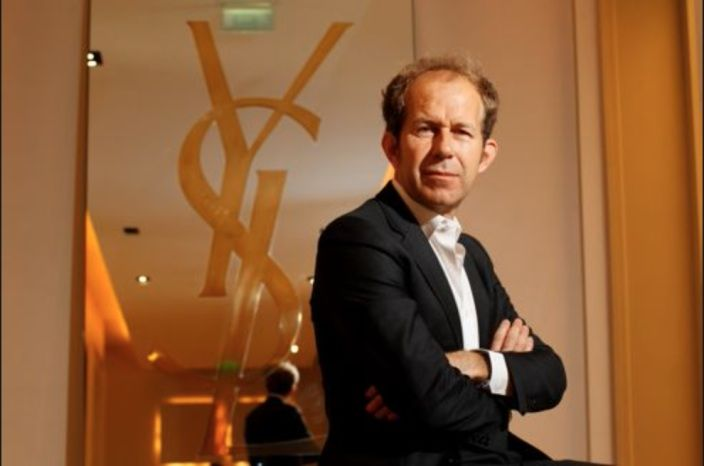 from YSL to AAPL, Paul Deneve was Apple's first big fashion hire of the year, but not the last
