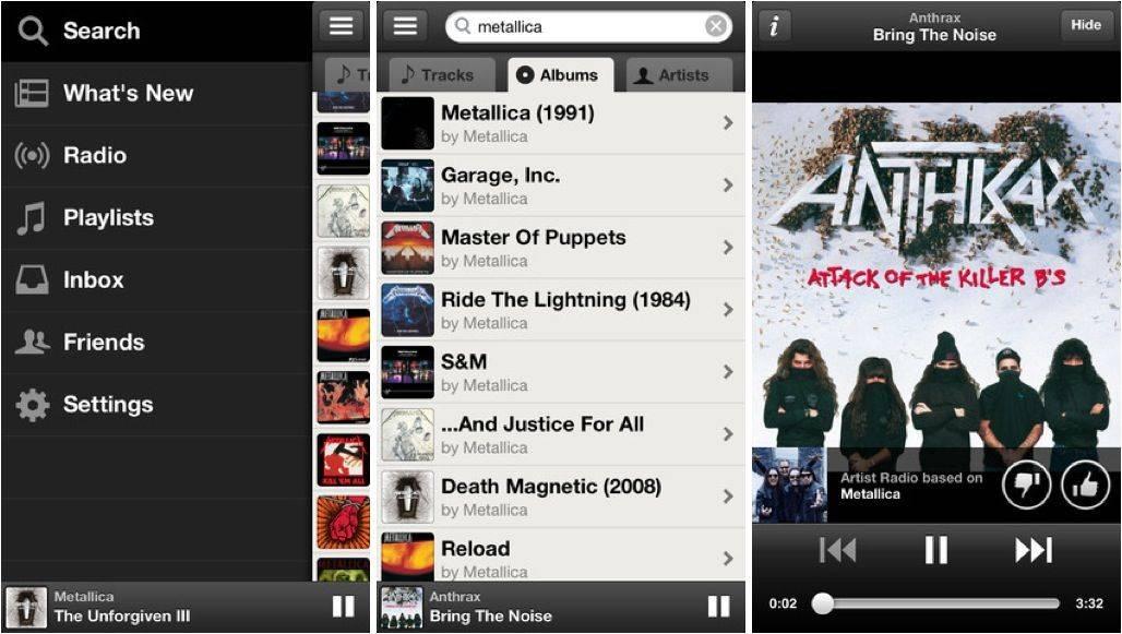 Spotify-iOS