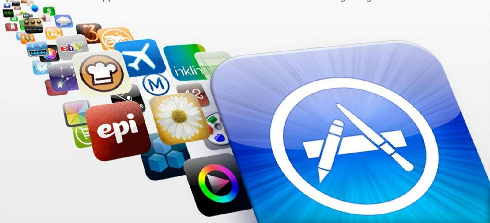 Apple has lost its third appeal for ownership of the term App Store in Oz. Photo: Apple