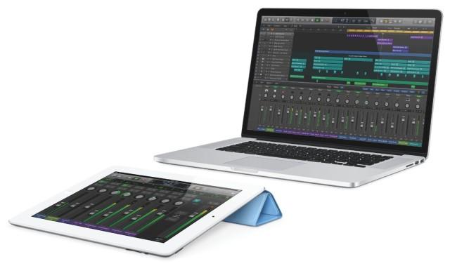 Logic-Pro-X-iPad