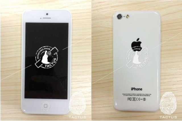 Fully Assembled Budget iPhone Gets Pictured Alongside iPhone
