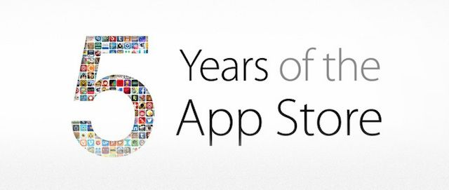 appstore5years