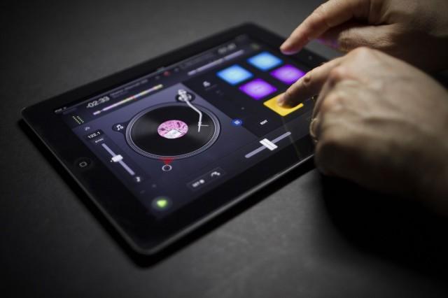 djay iPad