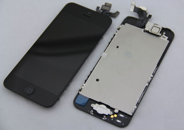 iphone 5 display sw