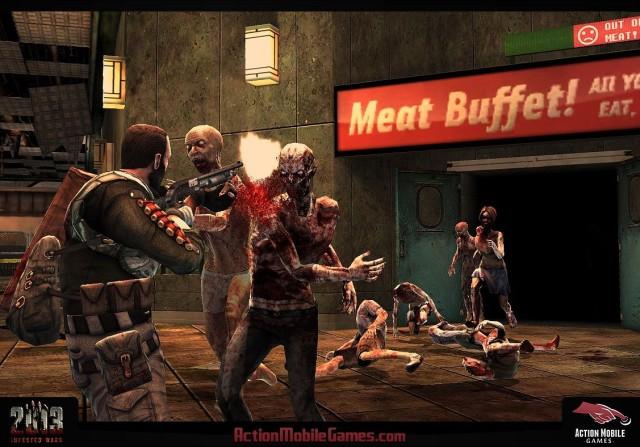 meat buffet