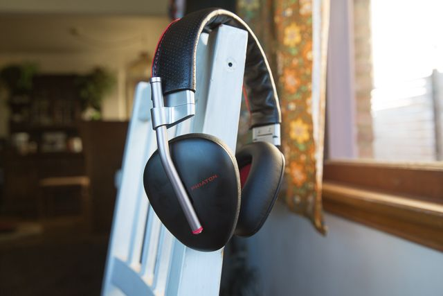 Quiet lies within Phiaton's Bridge MS 500 headphones.