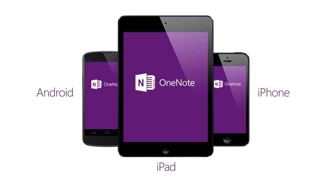 Microsoft S Onenote Ios App Receives Major Update Goes