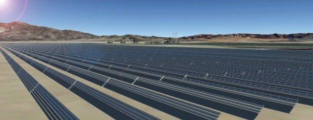 solar array Apple