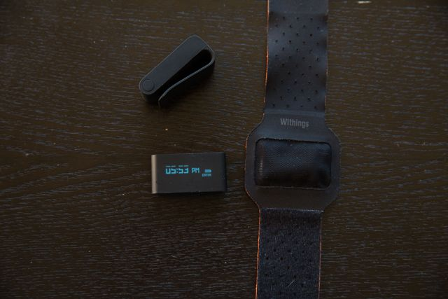 Ready for night or day: Withings' Pulse