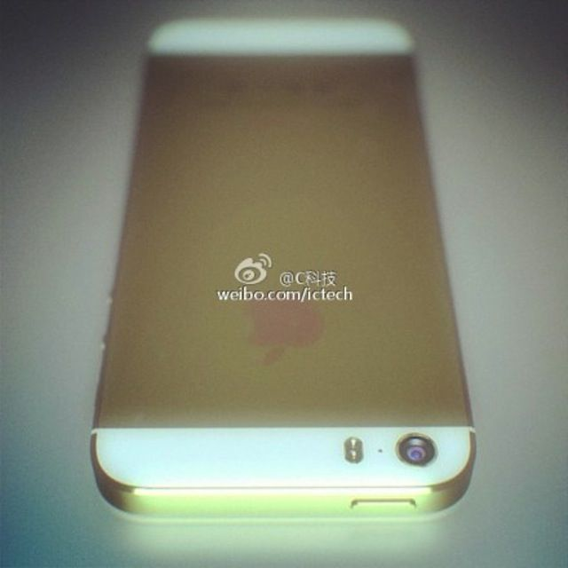 Is This Proof The iPhone 5S Will Come In White & Gold ...