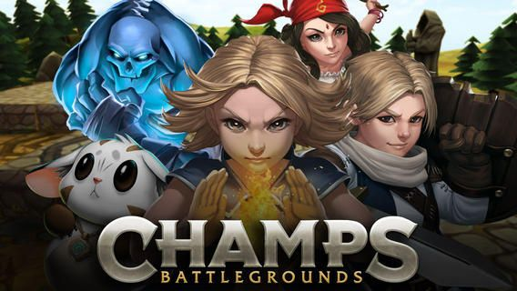 Champs Battlegrounds